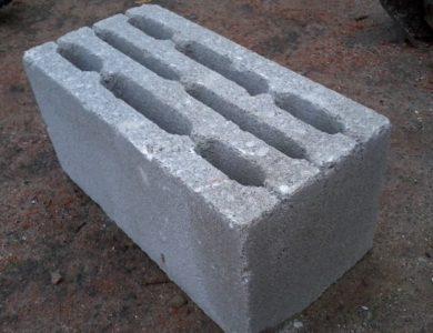Строим из бетонных блоков